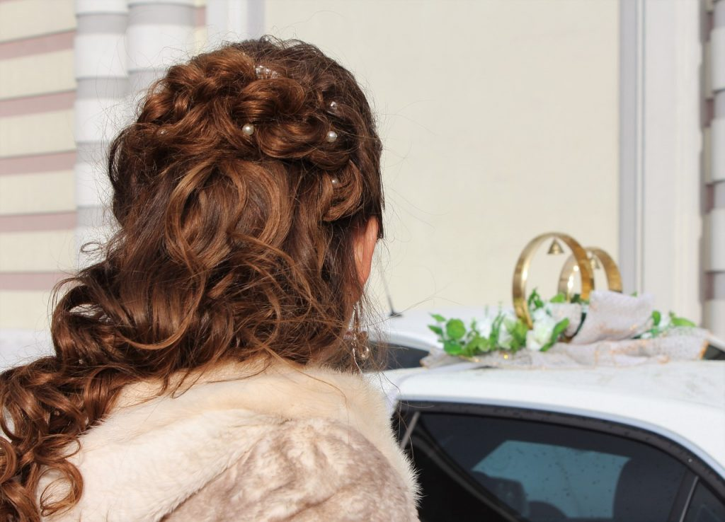 Creating An Exquisite Wedding Hairstyle