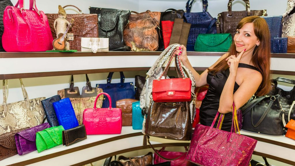Why Women May Be Best Off Sourcing Their Own Handbags